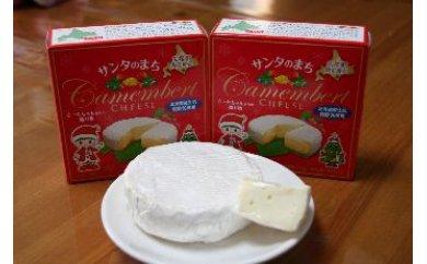 北海道広尾町のカマンベールチーズセット