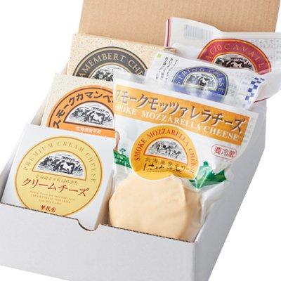 北海道安平町産 夢民舎ブランド はやきたチーズ色々詰合せ