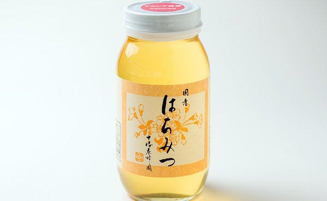 十勝養蜂園 アカシア蜜 瓶詰め