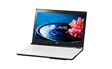 NEC LAVIE Direct NS(e) 夏モデル