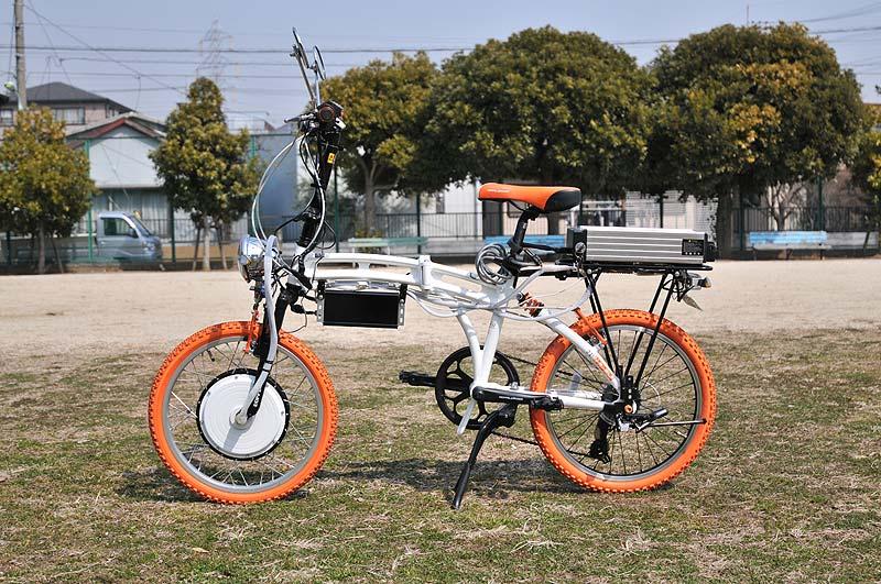 長崎県 平戸市の電動自転車の返礼品EサイクルIS006