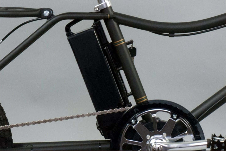 大阪府 柏原市の電動自転車の返礼品the PARK PBLE スペック