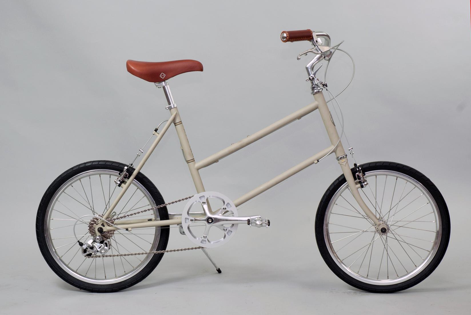 大阪府柏原市の返礼品自転車thePARKP20S マットグレー