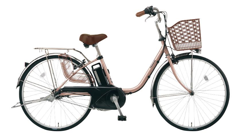 大阪府 柏原市のパナソニック電動自転車の返礼品ビビ・TX