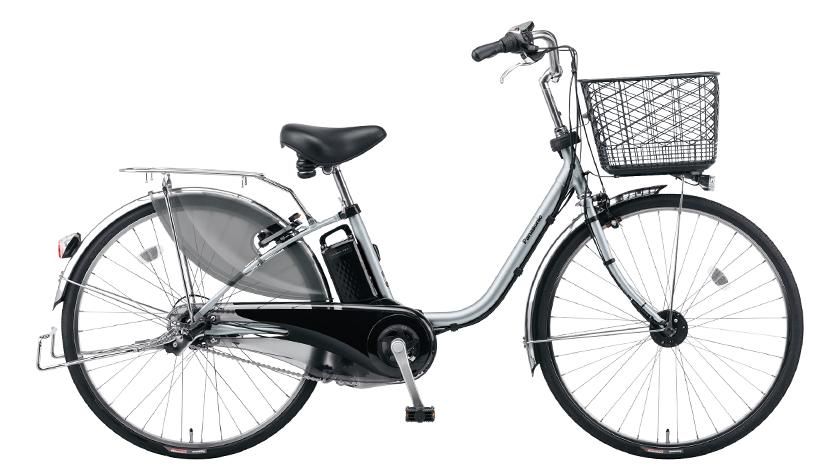 大阪府 柏原市のパナソニック電動自転車の返礼品ビビ・DX