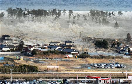 福島県南相馬市は東日本大震災の被災地