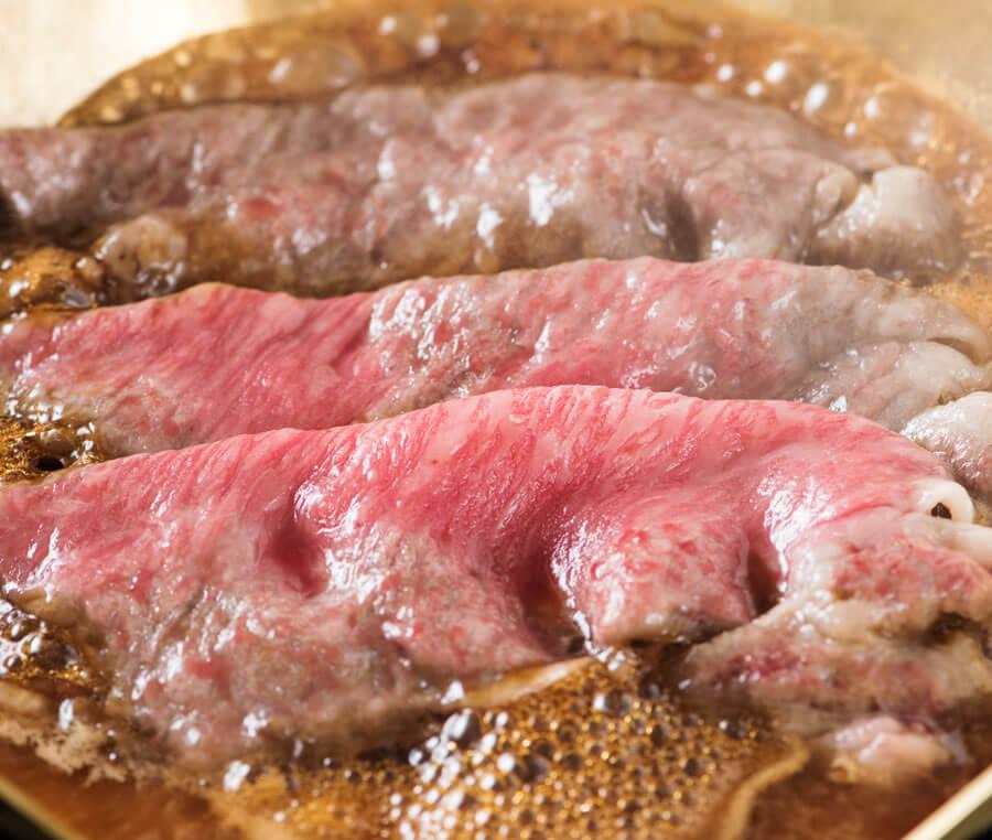松阪牛 よし田 すき焼き