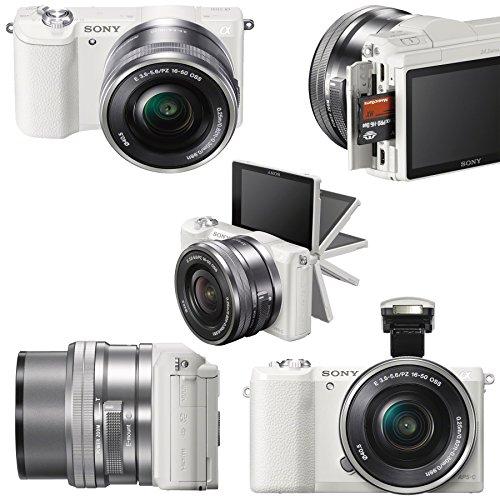 ソニーデジタル一眼カメラ α5100 ILCE-5100L W