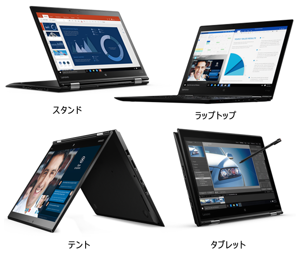 Lenovo ThinkPad X1 Yoga スタンダードパッケージ