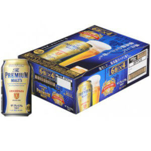サントリー ザ・プレミアム・モルツ350ml缶(24本)1ケース  寄附金額19,000円