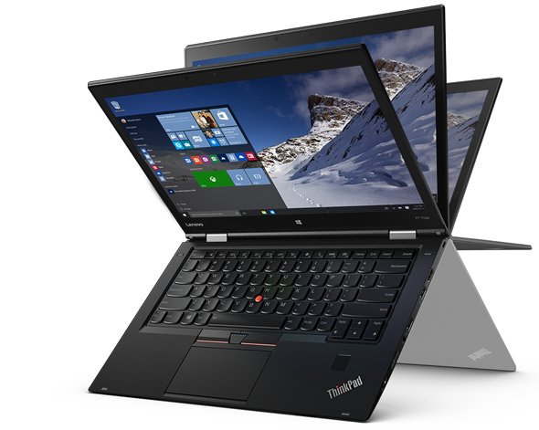 Lenovo ThinkPad X1 Yoga 高速SSD搭載パッケージ