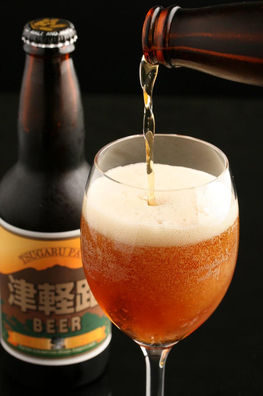 津軽路ビールの返礼品