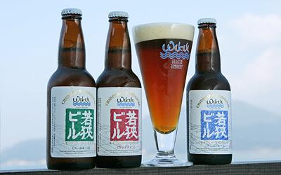 福井県美浜町若狭ビールの返礼品