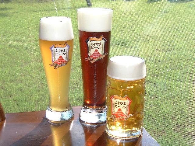 ふじやまビールの返礼品