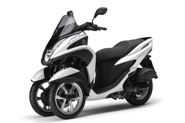YAMAHA Tricity125(ABS付)125CCバイク 2015モデル