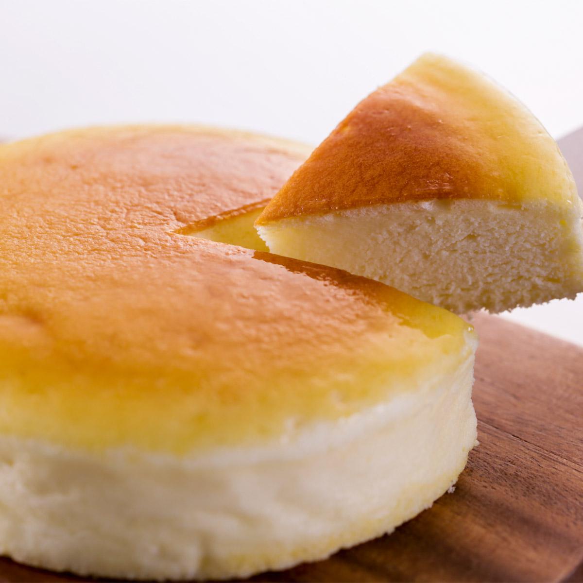 ジャージー牧場らいらっくチーズケーキ 寄附金額 5,000円 (兵庫県朝来市)