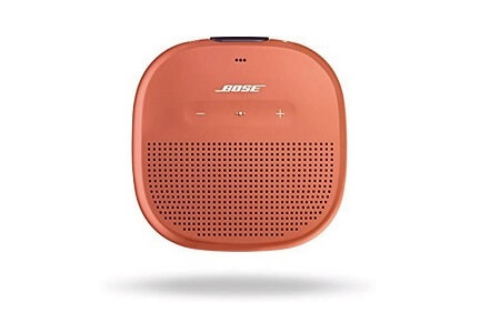 泉州タオル×Bose 泉州の華織「麗」SoundLink Micro Bluetooth speaker Bright Orangeセット