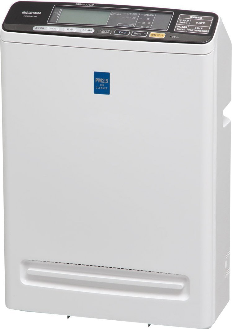 PM2.5 対応空気清浄機 PM2.5ウォッチャー 25畳用 寄附金額 50,000円 (静岡県小山町)