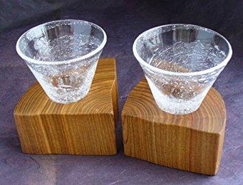 木Glass(木グラス) ウズペア 寄附金額 20,000円 (北海道旭川市)
