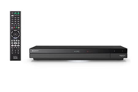ソニー 4Kチューナー内蔵Ultra HD ブルーレイ/DVDレコーダー