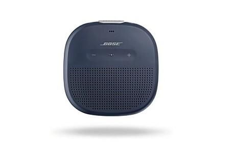 泉州タオル×Bose 泉州の華織「麗」SoundLink Micro Bluetooth speaker Midnight Blueセット イメージ
