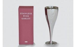 YUKIWA ステンレスワイングラス