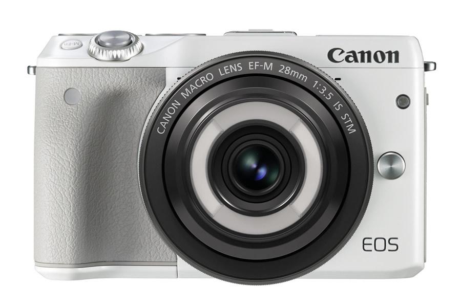 ミラーレスカメラ EOS M3 レンズキット