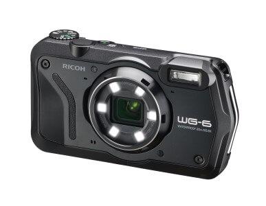 RICOH デジタルカメラ WG-6