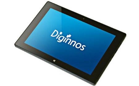 8.9インチタブレット サードウェーブ「Diginnos DG-D09IW2SL」 寄附金額136,000円 イメージ