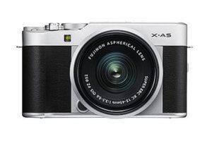 FUJIFILM X-A5 ミラーレスデジタルカメラ 寄附金額270,000円 イメージ