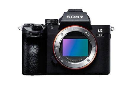ソニーデジタル一眼カメラ(ボディのみ) ILCE-7M3