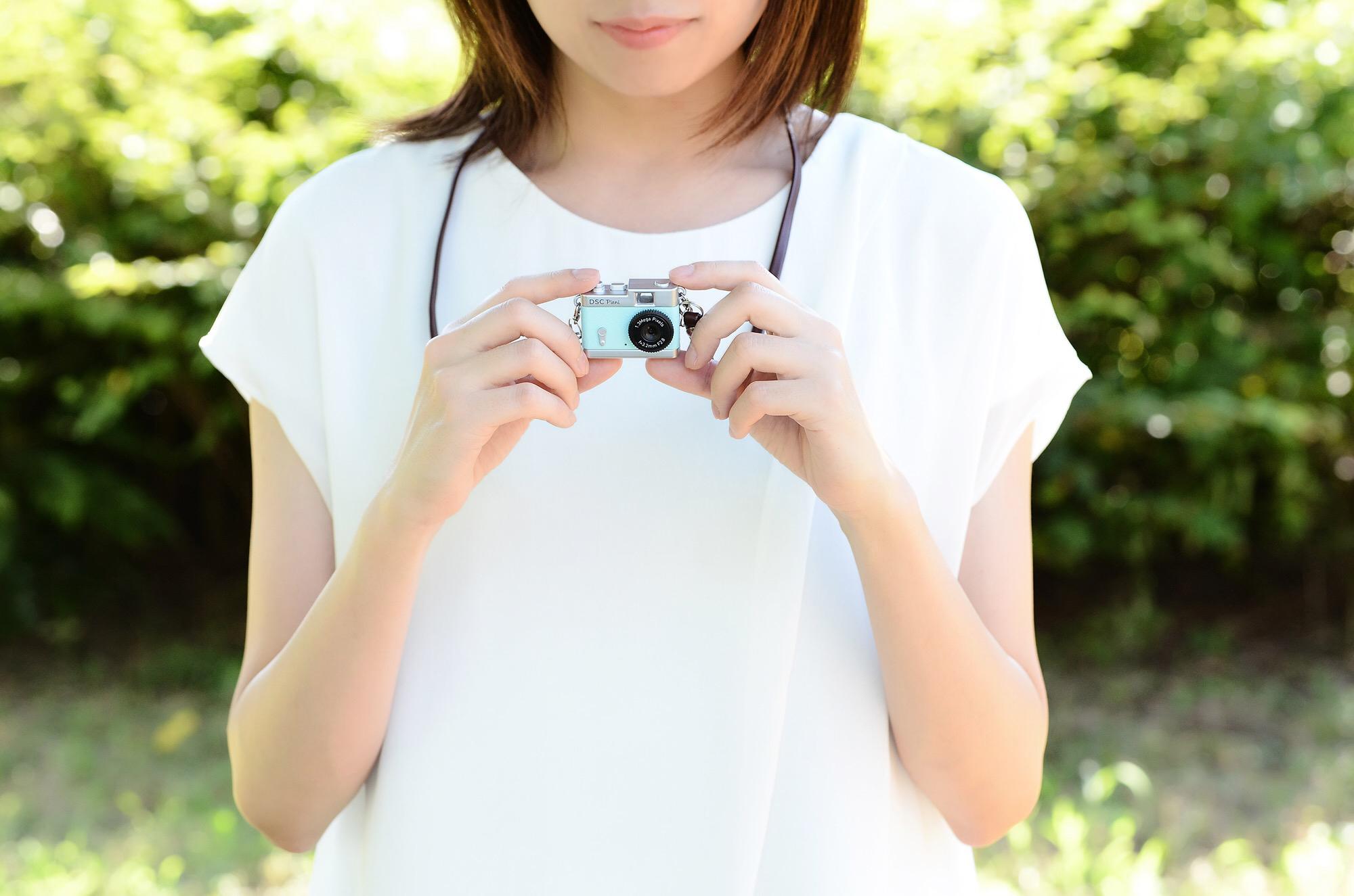ケンコー クラシックカメラ風トイカメラ-DSC-Pieni