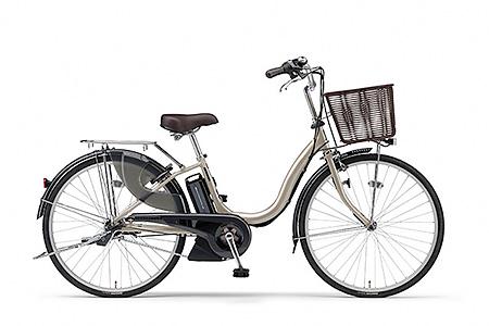 YAMAHA電動アシスト自転車(ナチュラM) 寄附金額275,000円 (静岡県磐田市)