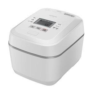 K-11 【圧力スチームIH】炊飯器(5.5合用) RZ-V100EM(W)