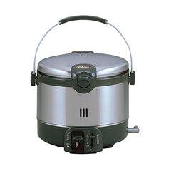 パロマガス炊飯器 直火の力でお米ふっくら(0.6リットル・3.3合まで対応)寄附金額30,000円 イメージ