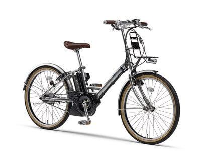電動アシスト自転車(CITY-V)[2018](ミラーシルバー) 寄附金額440,000円