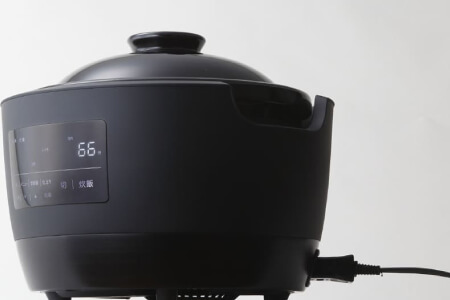 シロカ SRE111 (3合炊き)炊飯器 寄附金額220,000円 イメージ