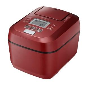 【圧力スチームIH】炊飯器(5.5合用) RZ-V100DM(R) イメージ