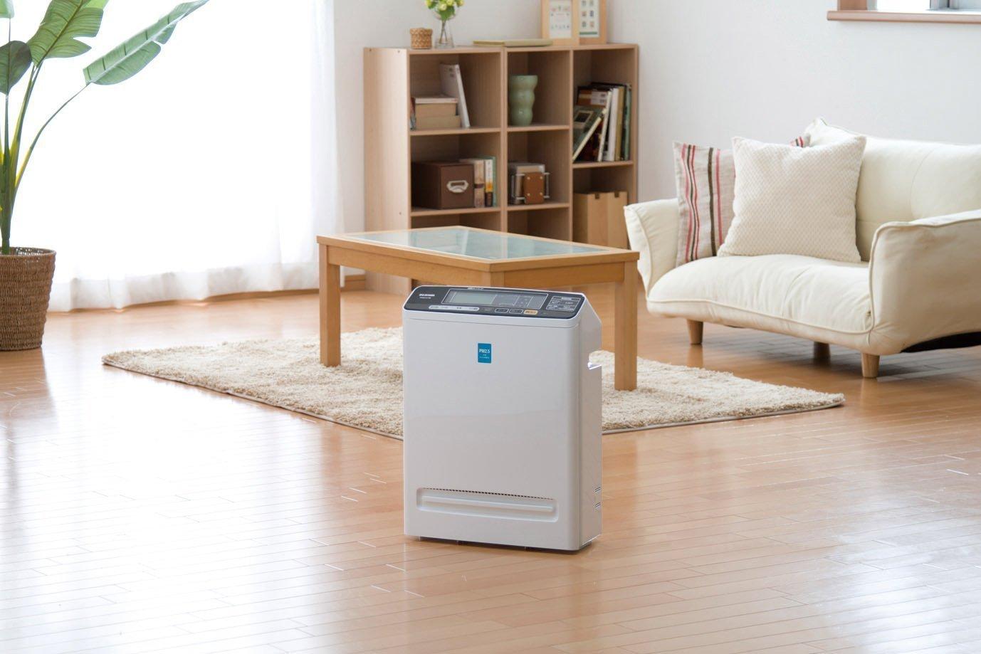 アイリスオーヤマ PM2.5 対応空気清浄機 寄附金額 50,000円・還元率38%  (静岡県小山町)