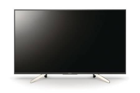 ソニー 4K液晶テレビ KJ‐43X7500F 寄附金額432,000円 イメージ