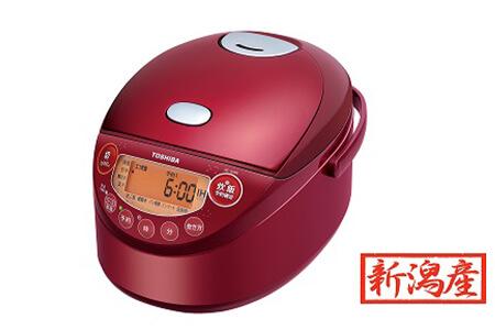 東芝IHジャー炊飯器 RC-6XM(R) 3.5合