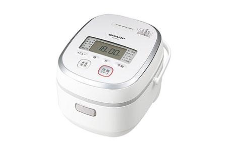 シャープIH炊飯器KS-HA10-W 寄附金額80,000円 イメージ