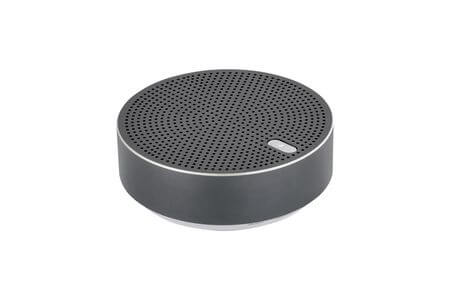 Bluetoothワイヤレススピーカー「Alu3」 (ブラック) OWL-BTSP03S-BK