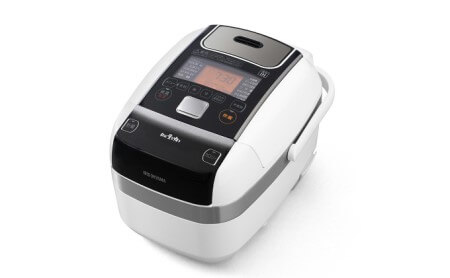 銘柄量り炊き圧力IH炊飯器3合(分離なし)RC-PC30-W