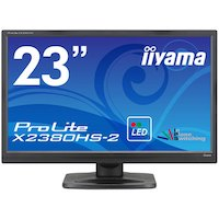 iiyama製 23型液晶ディスプレイ「iiyama ProLite XU2390HS-B3」 寄附金額 56,000円(長野県飯山市)