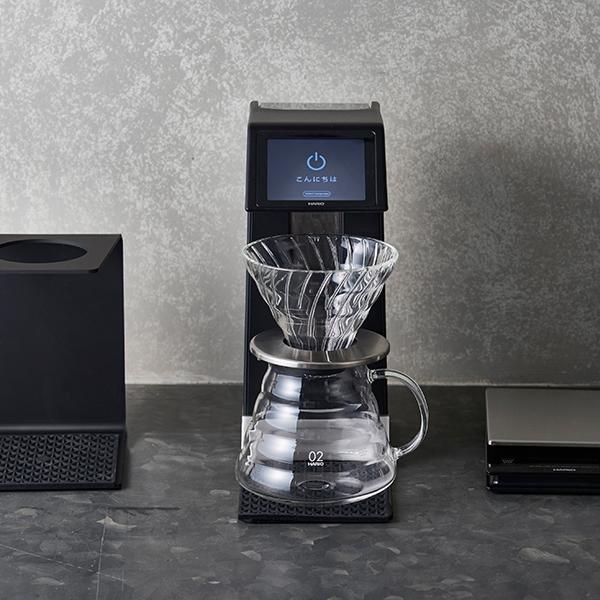 HARIO タッチパネル コーヒーメーカーV60オートプアオーバー「Smart7」/EVS-70B
