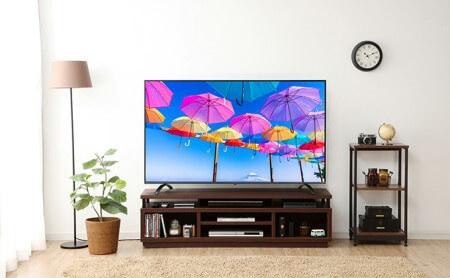 4K対応テレビ 65インチ LT-65B620 寄付金額460,000円 イメージ
