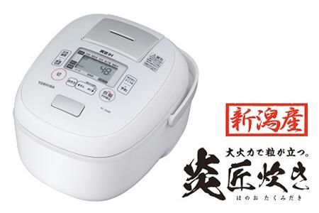 東芝真空IHジャー炊飯器 RC-18VRP(W) 1升