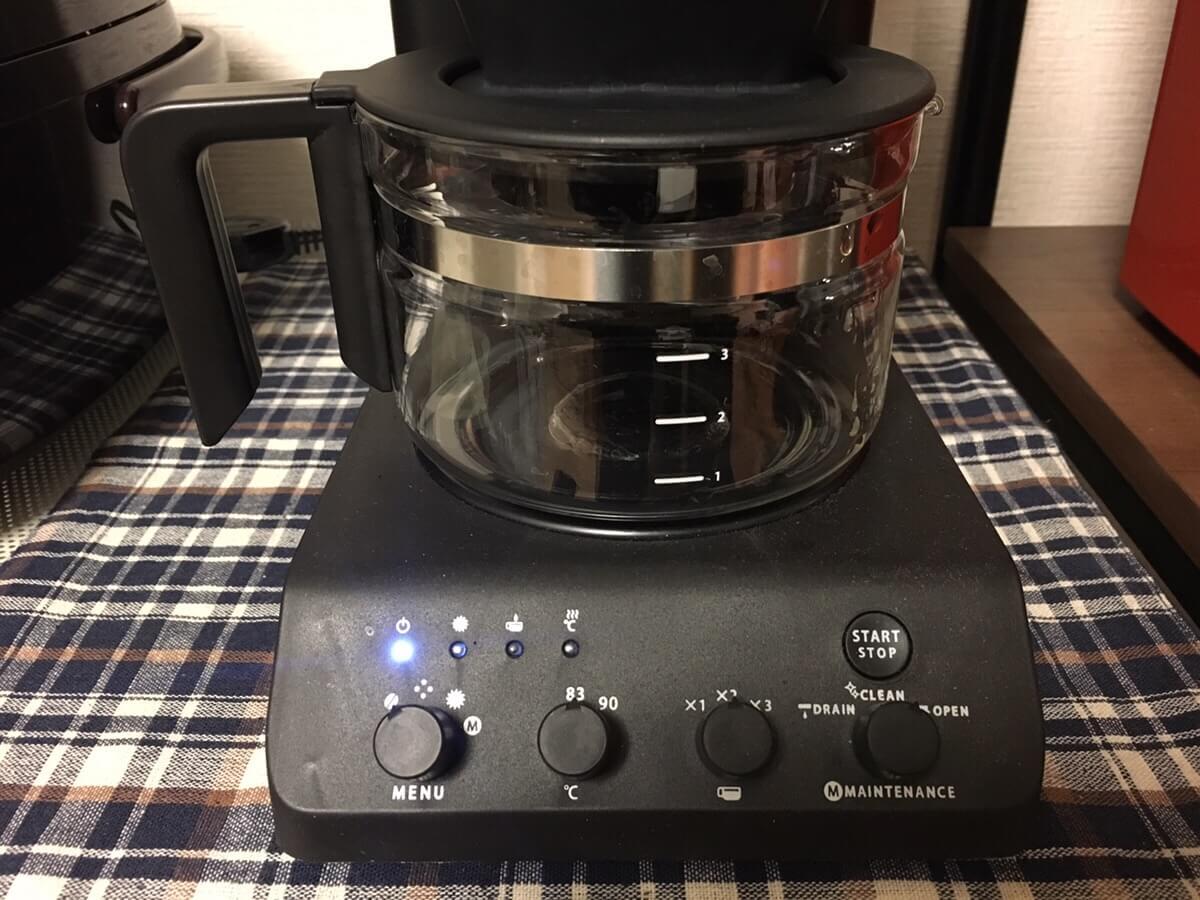 全自動コーヒーメーカー 価格:32,459円3