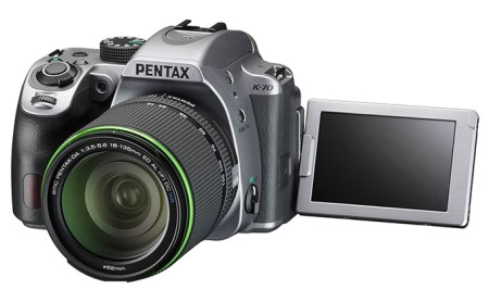 ペンタックス K-70(18-135WRキット) 寄附金額 300,000円